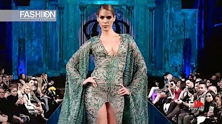 WILLFREDO GERARDO NYFW Art Hearts Fashion Fall 2018 2019 - Fashion Channel