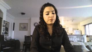 Olympe - Nos yeux d'enfants (cover by Johana)