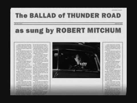 Robert Mitchum Sings The Ballad Of Thunder Road Chords Chordify