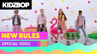 KIDZ BOP Kids - New Rules (Official Music Video) [KIDZ BOP Summer '18]