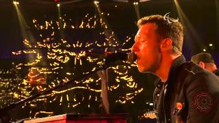 Coldplay - Up In Flames - 3/16 - Live @ Paralympic Games Closing Ceremony 2012