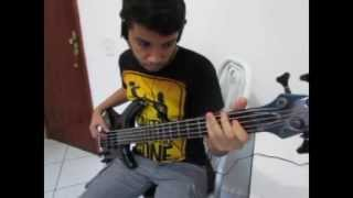 Tame Impala - Feels Like we only go backwards ( Bass cover ) - Ítalo Sochin