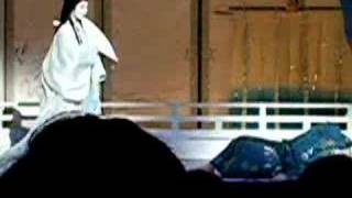 Kamogawa Odori 2006 - Geisha Dancing: Yuki-Onna/Snow Woman