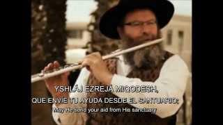 SALMO 20. CANTAN: YOSI & AVI PIAMENTA CON  NAFTALI KALFA