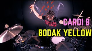 Cardi B - Bodak Yellow | Matt McGuire Drum Cover