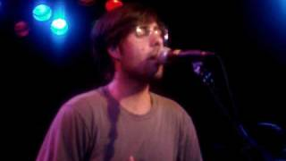 "Coconut Records (Jason Schwartzman): ""West Coast"" live @ the Roxy"