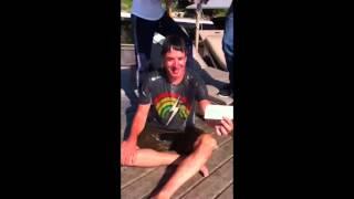 Stone Gossard Ice Bucket Challenge