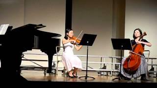 GloryStar Children's Chorus - Piazzola Piano Trio Oblivion