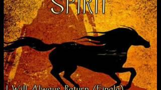 Spirit - I Will Always Return (Female Cover)