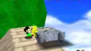 Maio 64 - Obstacle Course