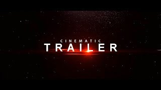 Free Sony Vegas Intro Template #113 : Cinematic Trailer Template for Sony Vegas