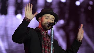 Justin Timberlake - Can't Stop The Felling Live Rock in Rio 2017