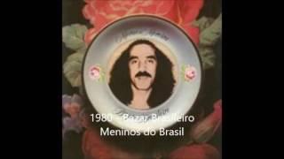 1980   Bazar Brasileiro   Meninos do Brasil