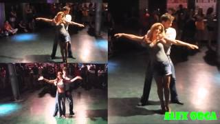 Nashville Top Performers 2016- Round 6 Finals Bachata- Alex Orga