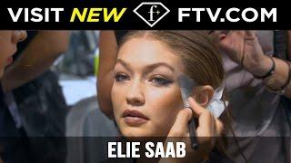 Elie Saab Spring/Summer 2017 Make-Up | FashionTV