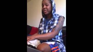 August Alsina - Kissing On My Tattoos (cover) Ray Gifted Keys