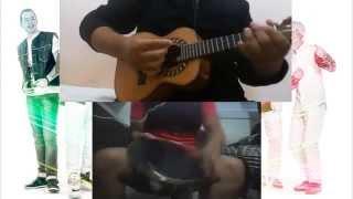 Tá Louco Hein - Turma do Pagode feat. Sorriso Maroto (Cavaco e Pandeiro)