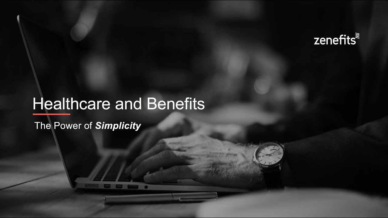 Healthcare and Benefits: The Power of Simplicity