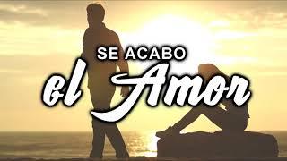 BASE DE RAP ROMANTICO / SE ACABO EL AMOR / RAP INSTRUMENTAL DE USO LIBRE