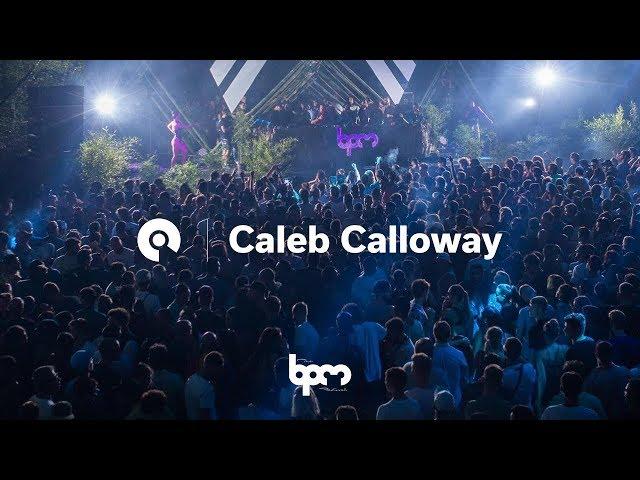 Video en directo de la sesión de Caleb Calloway en BPM Portugal (2017).