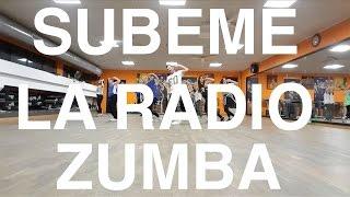 ZUMBA - Subeme La Radio - Enrique Iglesias remix Dj Gutii