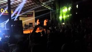 O S T R Chonabibe festiwal 2015