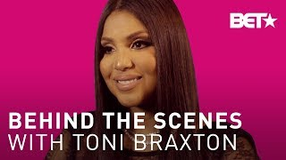 """Exclusive: Behind The Scenes Of Toni Braxton's Sexy New Video Shoot For """"Long As I Live"""" 