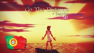 Hercules - Go The Distance + Reprise [European Portuguese] Subs & Trans
