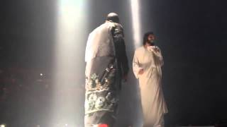 Kanye West Brings Jesus On Stage Live During Seattle Concert