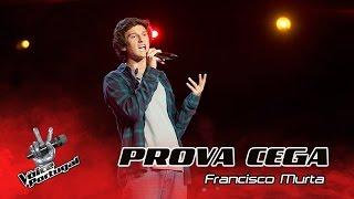 "Francisco Murta - ""Georgia on my mind"" | Prova Cega | The Voice Portugal"