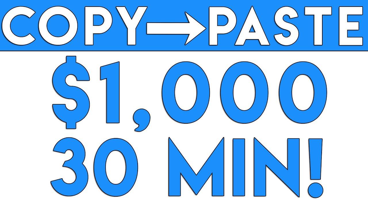 Earn ,000+ In 30 MINS For FREE