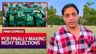 Finally PCB Making Right Decisions For Australia Tour | Squad Selection | Shoaib Akhtar