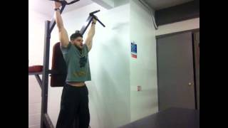SIX PACK ABS - Hanging Leg Raises. Form for Ripped, Shredded Abs Training! PLUS POSING!