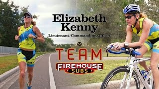 Firehouse Subs' Public Safety Foundation Partners with IronMan feat. Elizabeth Kenny