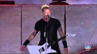 Metallica - Fuel | Rock In Rio 2011 [HD 720p]