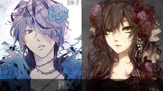 [Nightcore] HAVANA SING OFF - SWITCHING VOCALS + LYRICS - {By Kim's}