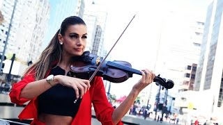 David Guetta - Dangerous | Violin Cover by Marta Ludanyi