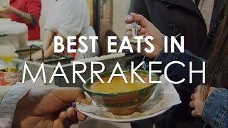 Best eats in Marrakech (Food Tour)   Little Big Traveler