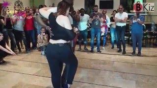 KIZOMBA GOLD DUBAI FESTIVAL 2016: Fara & Marion workshop