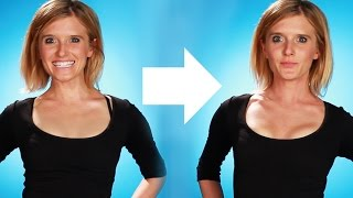 Girls Try Boob Contouring For The First Time