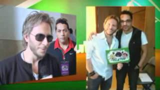 Noel Schajris en Farandulight Online Ecuador