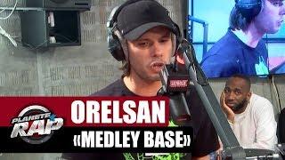 Orelsan - Medley Base live @ Planète Rap