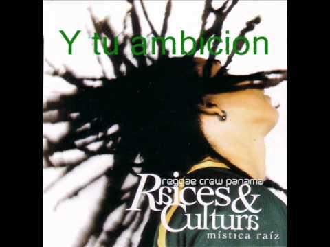 Dejen La Cizana de Raices Y Cultura Letra y Video