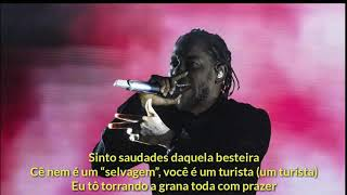 Jay Rock, Kendrick Lamar, Future, James Blake - King's Dead (Legendado)