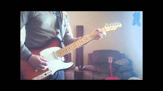 Man In The Corner Shop - The Jam Cover