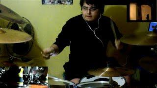 Pxndx Disculpa los malos pensamientos Drum Cover HD