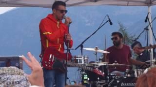 Francesco Gabbani  -  Foglie al gelo @ Musicastelle Outdoor | Valle d'Aosta 22.07.17