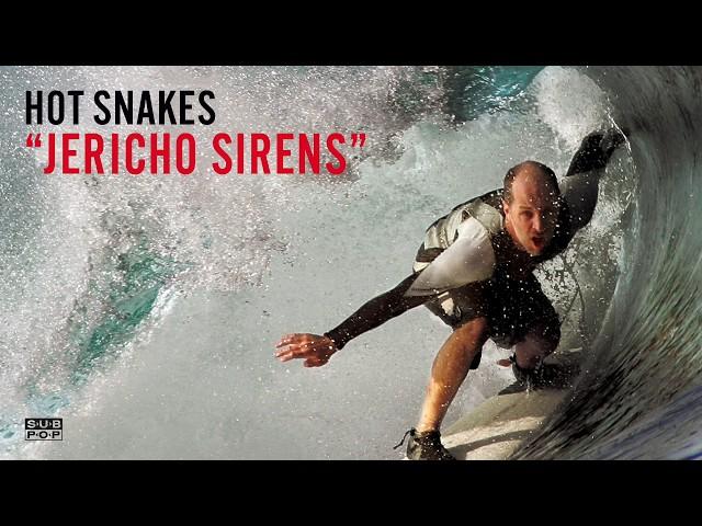 Audio de la canción Jericho Sirens de Hot Snakes