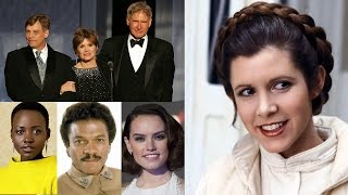 Star Wars Cast React to Carrie Fisher Death - Scream Queens Cast Sends Love to Billie Lourd