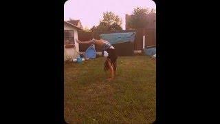 Une figure de gymnastique ¤¤